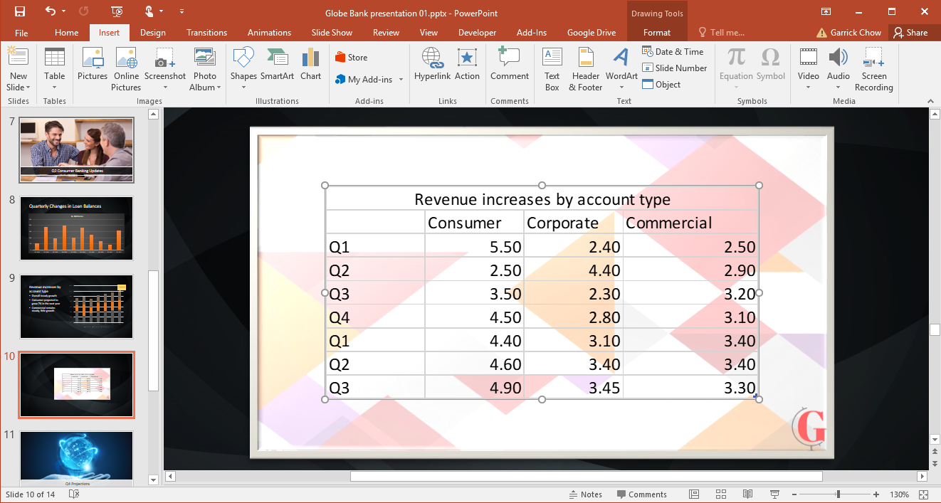 How to Embed a Linked Excel File into PowerPoint