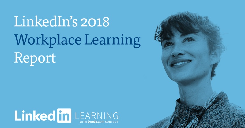 Skills Gaps For Online Reading Linked >> Introducing The 2018 Workplace Learning Report Talent