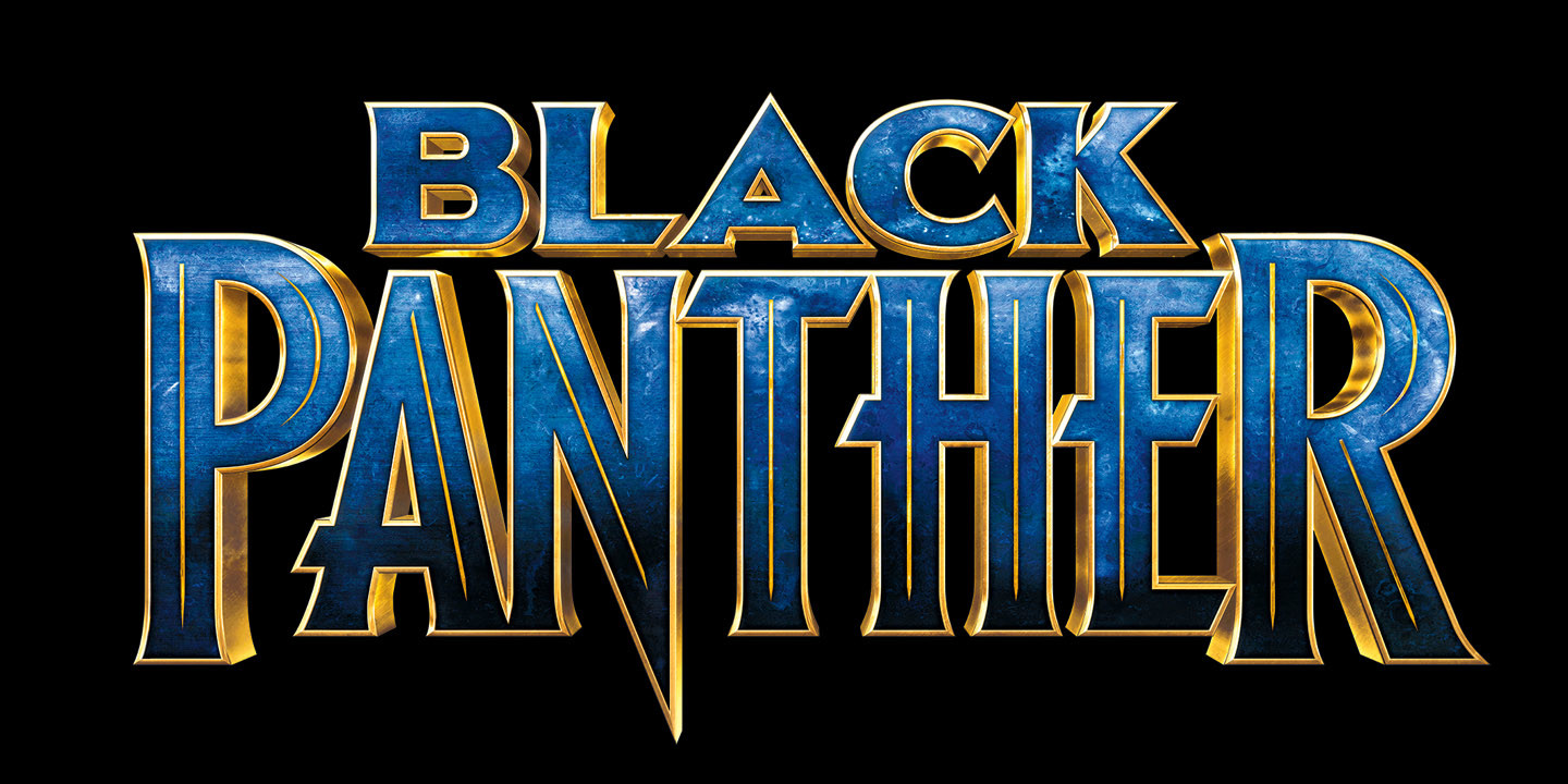 How I Designed The Black Panther Logo
