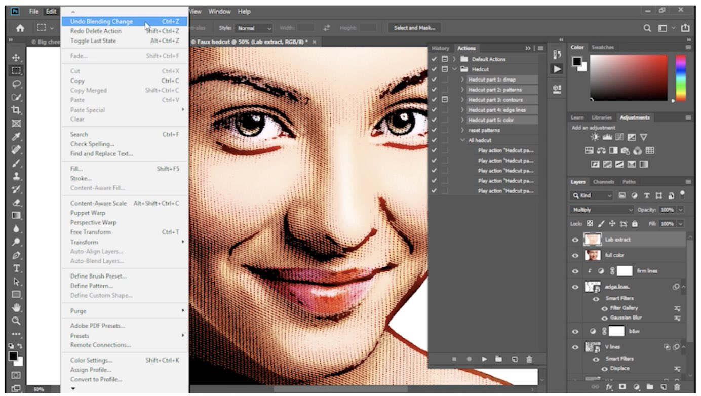 The 5 Best New Features of Photoshop CC 2019