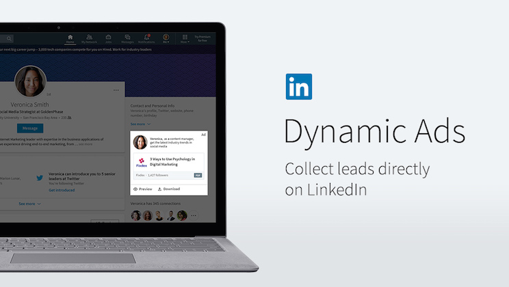 LinkedIn doubles down on lead generation tools for marketers