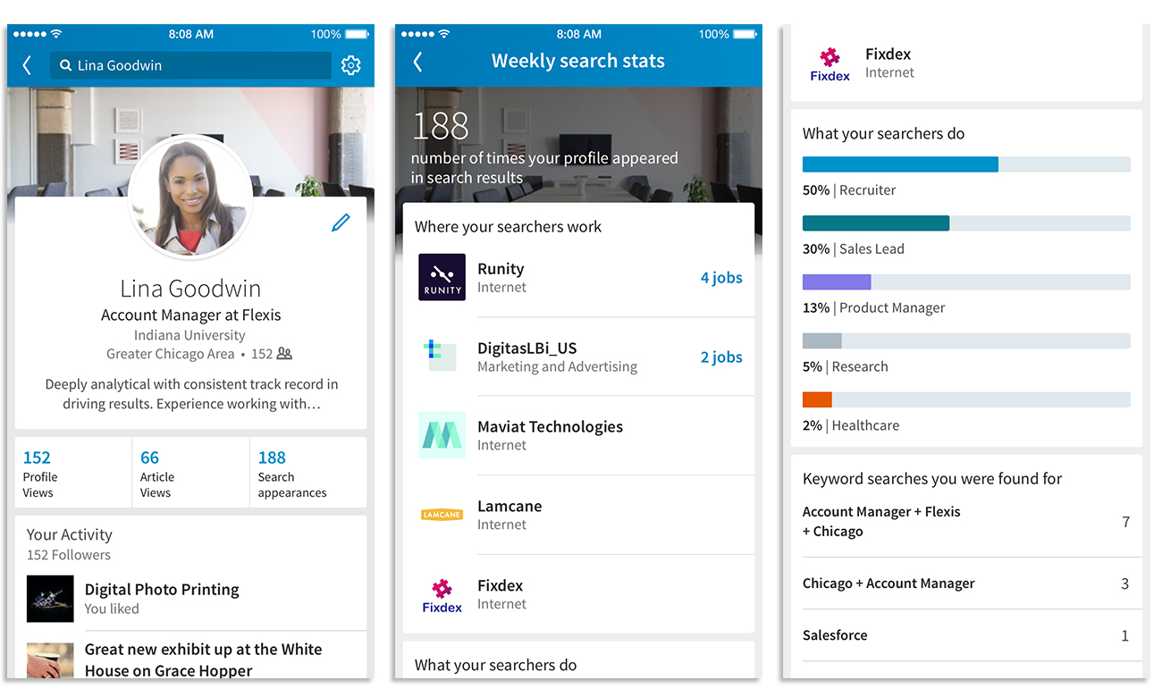 New LinkedIn Notifications and settings to give members more