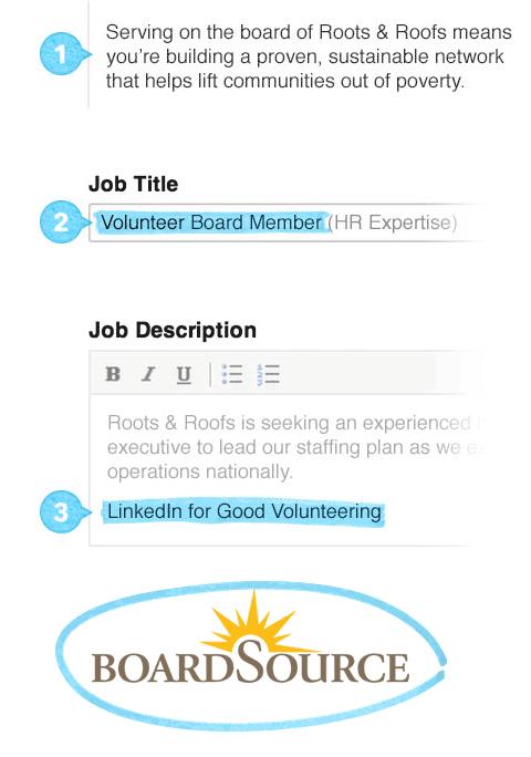 Find Board Members for Non Profits | LinkedIn for Non Profits