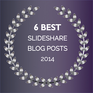 6 Top SlideShare Blog Posts From 2014