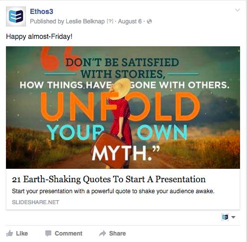 b2b marketing slideshare presentations
