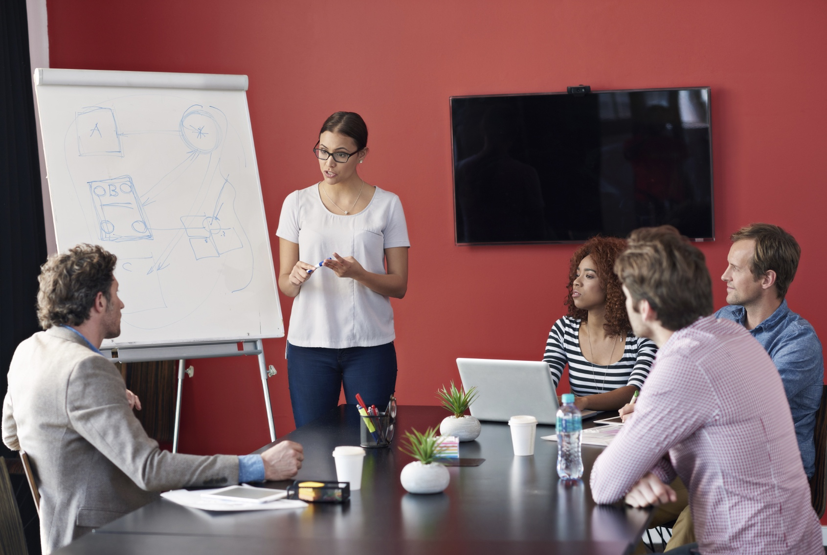 how to presentation influence impact