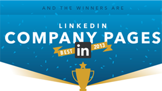 Best Company Pages of 2013