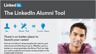 Using the Alumni Tool to Explore Career Paths