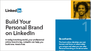 Building Your Personal Professional Brand