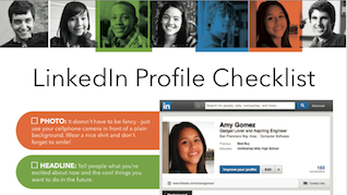 Profile Checklist: High School Students