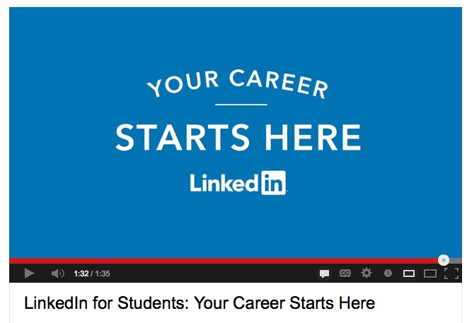 LinkedIn for Students: Overview