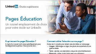 University Pages: One-Page Overview (French)